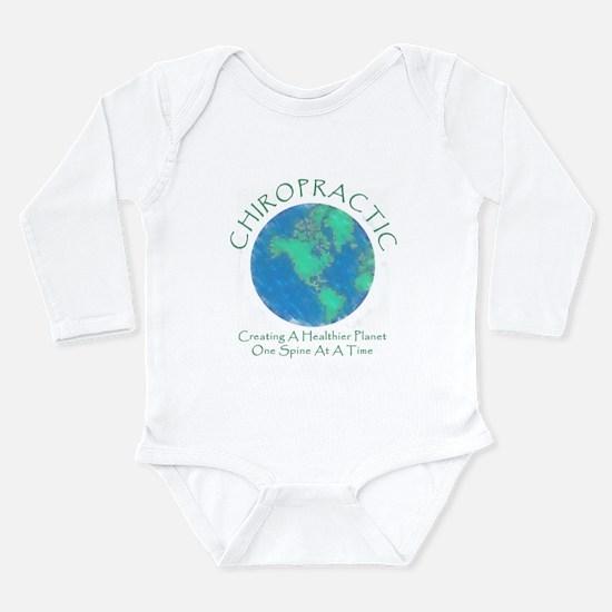 Healthier Planet Onesie Romper Suit