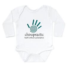 No Prescription Long Sleeve Infant Bodysuit