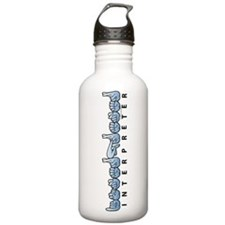 Interpreter Blue Water Bottle