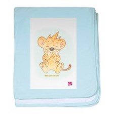 Lucci's Designs For Ccf Baby Blanket