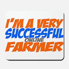 Online Farmer Mousepad