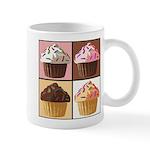 Pop Art Cupcake Mug