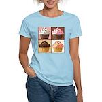 Pop Art Cupcake Women's Light T-Shirt