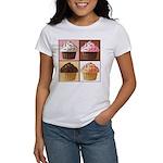 Pop Art Cupcake Women's T-Shirt