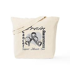 Awareness Brain Cancer Tote Bag