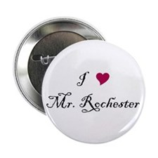"I Heart Mr. Rochester 2.25"" Button"