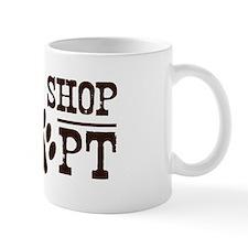 Don't Shop Adopt Mug