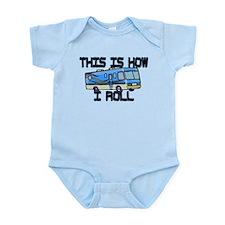 How I Roll RV Infant Bodysuit