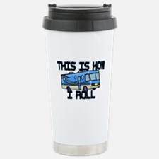 How I Roll RV Travel Mug