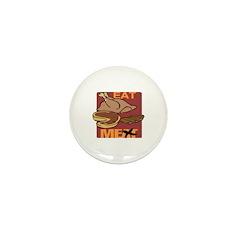 Eat Me Mini Button (100 pack)