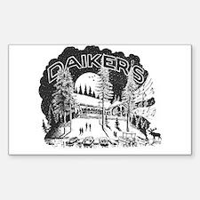 Daikers Logo Decal