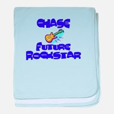 Chase - Future Rock Star baby blanket