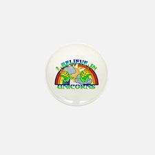I Believe In Unicorns Mini Button (10 pack)