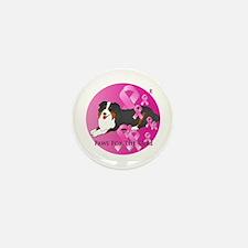 Australian Shepherd Dog Mini Button (10 pack)