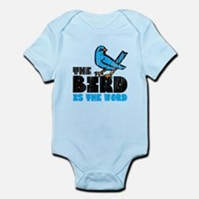 The Bird is the Word Infant Bodysuit