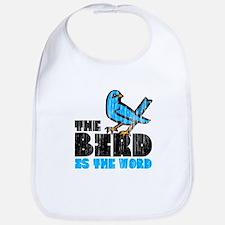 The Bird is the Word Bib