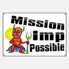 Mission Imp Possible Banner
