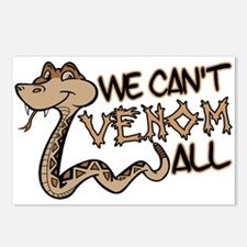 We Can't Venom All Postcards (Package of 8)