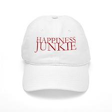 Happiness Junkie Baseball Cap