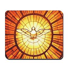 Holy Spirit Mousepad