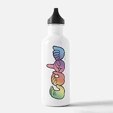 CODA Pastel Water Bottle