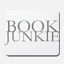 Book Junkie Mousepad