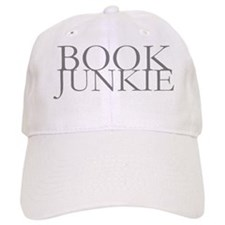 Book Junkie Baseball Baseball Cap