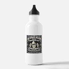 ALCATRAZ ISLAND BAD GUYS BOUR Water Bottle