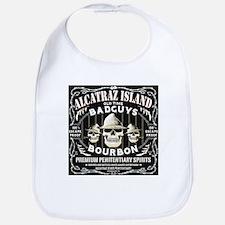 ALCATRAZ ISLAND BAD GUYS BOUR Bib
