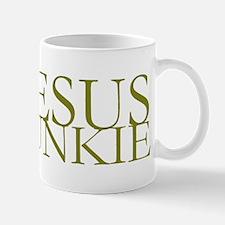 Jesus Junkie Mug
