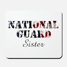 NG Sister Flag Mousepad