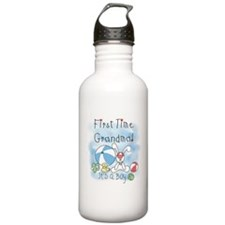 Grandma Baby Boy Water Bottle