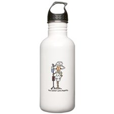 Funny Nurse Four Sports Water Bottle