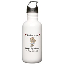 Pediatric Nurse Water Bottle