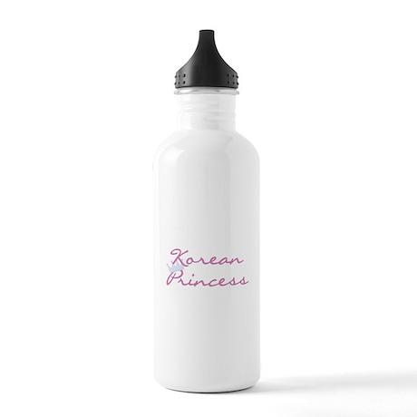 Korean Princess Stainless Water Bottle 1.0L