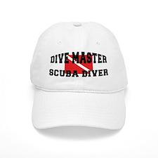 Dive Master SCUBA Baseball Cap