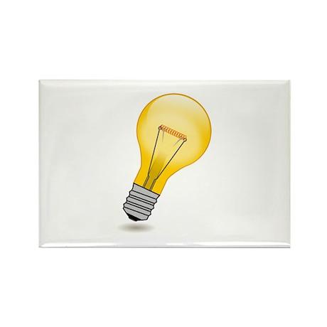 Bright Idea Rectangle Magnet