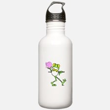 Frog and Elephant Water Bottle