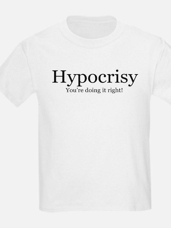 Hypocrisy T-Shirt