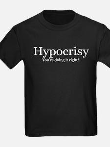 Hypocrisy T