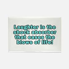 Shock Absorber Rectangle Magnet