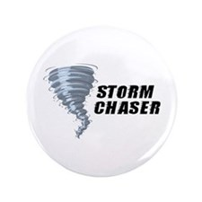 """Storm Chaser 3.5"""" Button"""