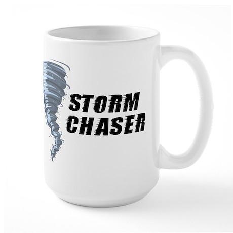 Storm Chaser Large Mug