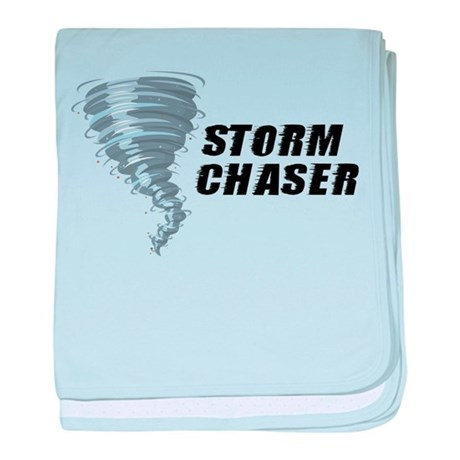 Storm Chaser baby blanket