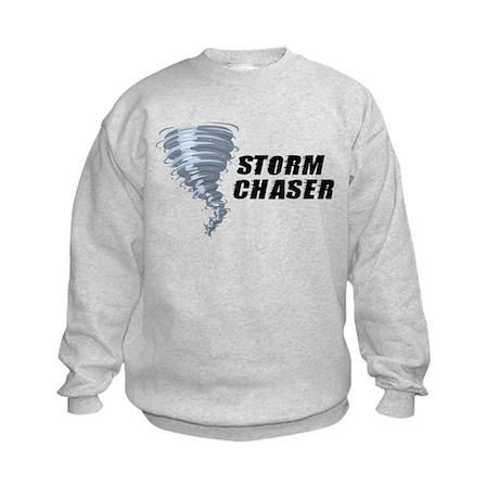 Storm Chaser Kids Sweatshirt