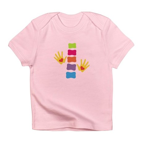Chiro Hands & Spine Infant T-Shirt