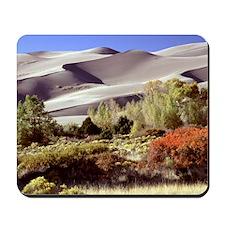 Colorado Sand Dune Mousepad