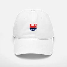 Dead Republican Elelphant Baseball Baseball Cap