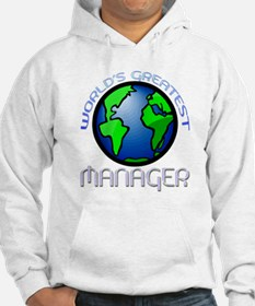 World's Greatest Manager Hoodie