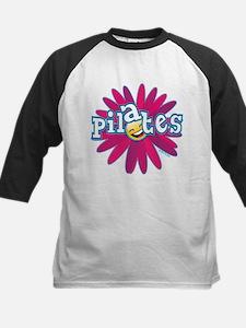 Pilates Flower by Svelte.biz Tee